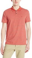 Volcom Men's Wowzer Stripe Polo Shirt