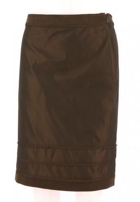 Paule Ka Brown Skirt for Women