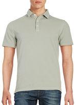 Black Brown 1826 Cotton Polo Shirt