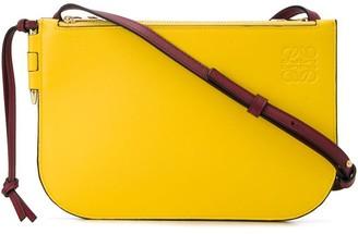Loewe Gate double-zip crossbody bag