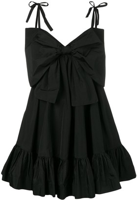 MSGM Oversized Bow Dress
