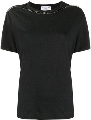 Collina Strada Embellished T-Shirt
