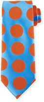 Charvet Exploded Dot Silk Tie