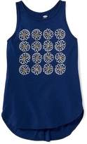 Old Navy Graphic Tunic Tank for Girls