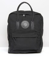 Fjäll Räven Kanken No.2 Black Backpack