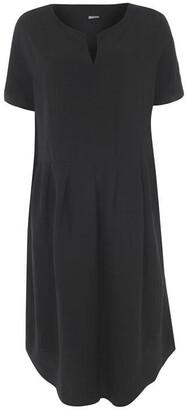 Crea Concept Crea Linen Dress Womens