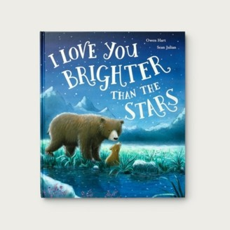 The White Company I Love You Brighter than the Stars Book by Owen Hart & Sean Julian, Multi, One Size