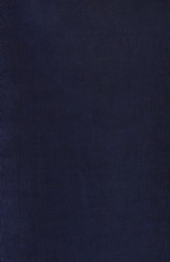 Vikki Vi Plus Size Women's Three-Quarter Sleeve Stretch Knit A-Line Dress