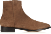Paul Smith James soft-suede side-zip boots