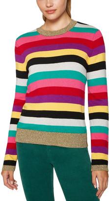 Pam & Gela Stripe Sweater