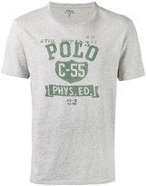Polo Ralph Lauren printed short sleeve T-shirt