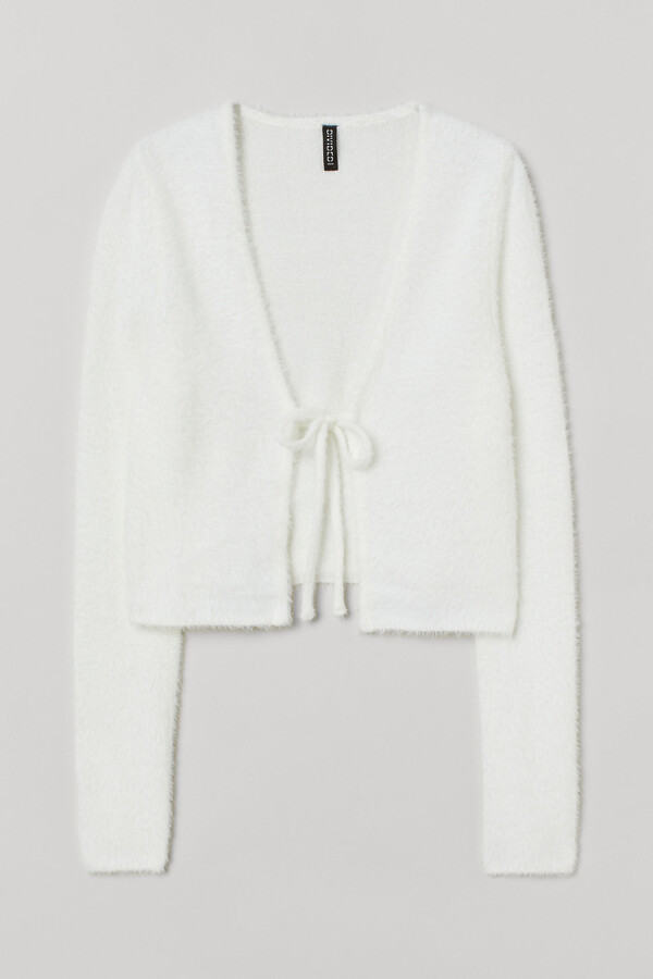 Thumbnail for your product : H&M Short cardigan