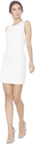 Alice + Olivia Lachelle Fitted Dress With Cutout