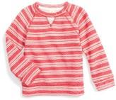 Infant Boy's Tucker + Tate Stripe Cotton Sweatshirt