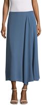 Max Mara Katana Asymmetrical Midi Skirt