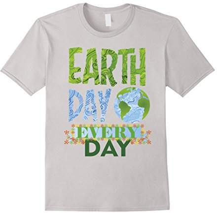 DAY Birger et Mikkelsen National Earth T-Shirt - Earth April 22