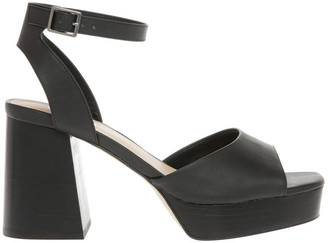 Verali Pirate Black Sandal