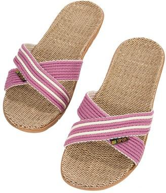 Aerusi Voca Slide Slip On Flip Flop Sandals