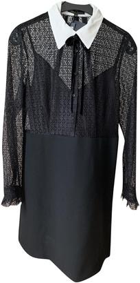 Maje Fall Winter 2019 Black Lace Dresses