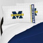 Michigan Wolverines Sheet Set - Full