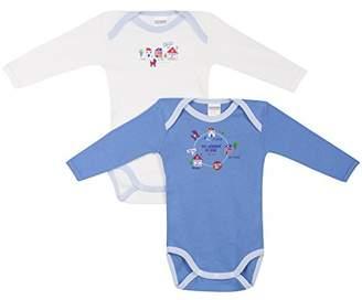 Absorba Underwear Baby Boys' Body Bodysuit, (Royal Blue 45), (Size: 3M)