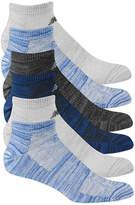 New Balance Men's Stripe Men's No Show Socks - 6 Pack