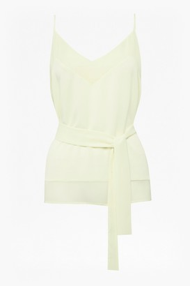 French Connection Crepe Light Belted Camisole