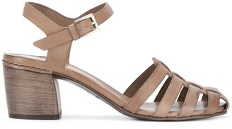 Del Carlo Lima chunky-heel sandals