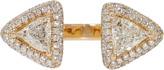 INBAR Trillion Cut Diamond Ring