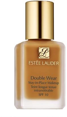 Estee Lauder Double Wear Stay-In-Place Foundation Spf10 30Ml 4W1 Honey Bronze (Medium, Warm)