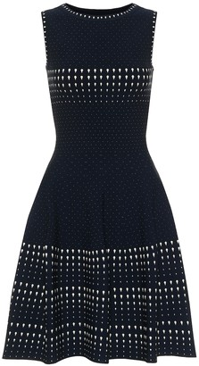 Alaia Stretch-knit dress