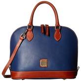 Dooney & Bourke Pebble Zip Zip Satchel Satchel Handbags