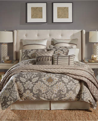 Croscill Nerissa 4-Pc. King Comforter Set Bedding