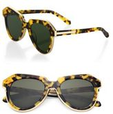 Karen Walker One Astronaut 51MM Cat's-Eye Sunglasses