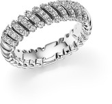 Bloomingdale's Diamond Band Ring in 14K White Gold, .50 ct. t.w.