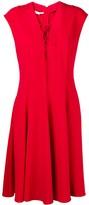 Stella McCartney lace-up dress