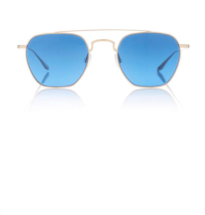 Barton Perreira Doyen Titanium Sunglasses