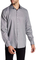 Calvin Klein Infinite Cool Long Sleeve Classic Fit Dress Shirt