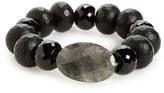 Chan Luu Semiprecious Stone Stretch Bracelet