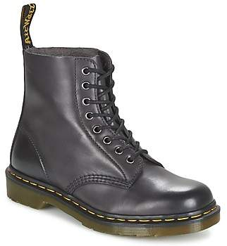 Dr. Martens Pascal women's Mid Boots in Grey