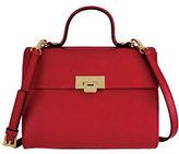 Lodis Bree Leather Crossbody Bag