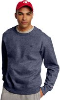 Champion Men`s Powerblend Fleece Pullover Crew, S0888, L