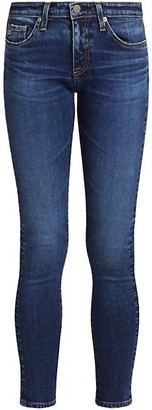 AG Jeans Legging Ankle Mid-Rise Skinny Jeans