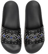 Givenchy Studded Slide Sandals