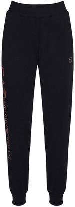 EA7 Emporio Armani Cotton Sweatpants
