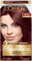 L'Oreal Superior Preference Hair Color, 4R Dark Auburn - 1 Ea