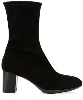 Aquatalia Darianna Stretch Suede Boots