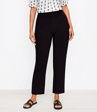 LOFT Tall High Waist Slim Pants in Curvy Fit