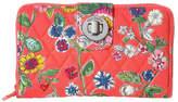 Vera Bradley Coral Floral Turnlock