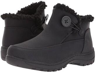 Tundra Boots Nanci (Black) Women's Boots